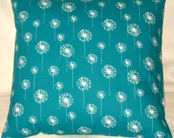 SALE  Premier Prints Dandelion Turquoise