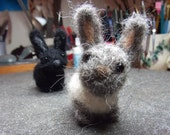 Felted Dust Bunnies---Reserved for Jen