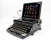USB Typewriter -- Royal Model O from 1930s