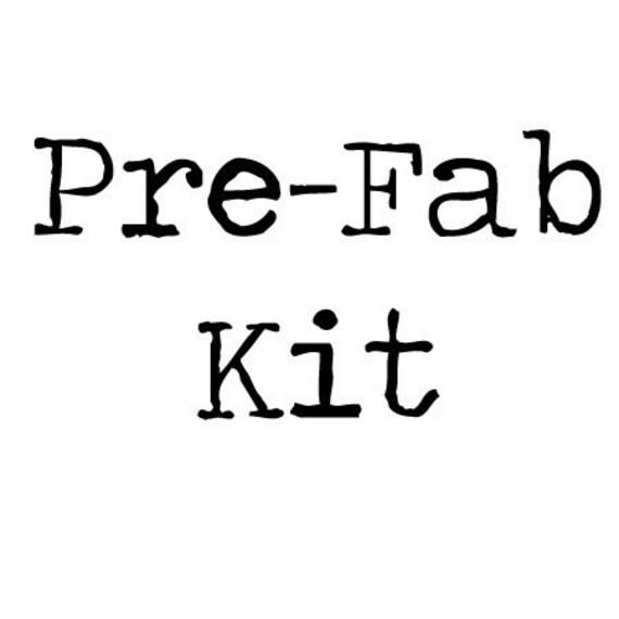 Pre-Fab USB Typewriter Conversion Kit