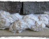 OCTOBERFEST SALE Stanford Creamy Tort Hand Spun English Angora Rabbit