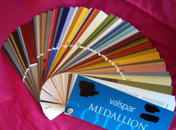 Valspar Paint Color Designer Fan Deck Color Deck By Heyvickybell