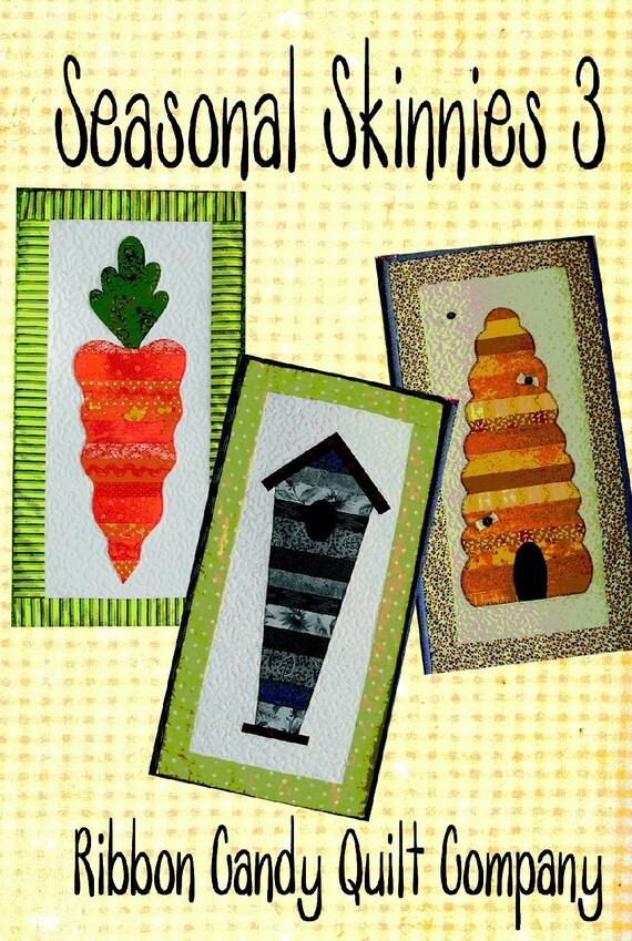 Seasonal Skinnies 3- pattern