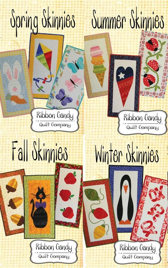 Huge Skinnies Bundle - 13 patterns