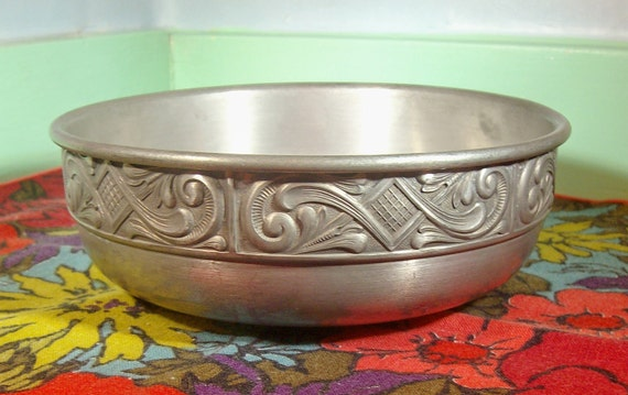 Pewter Bowl made in Norway