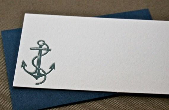 Anchor Enclosure Card