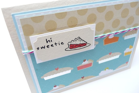 All Occasion Greeting Card for Her, Birthday Card, Thank You Card, Valentine's Card, Thinking of You Card, Sweetie Card