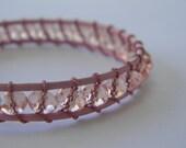 Pinkalicious Wrap Bracelet