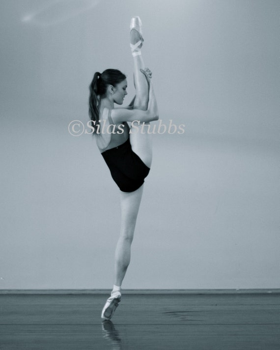 BALLET DANCE PHOTOGRAPHY 'Hayley Ballet 2'