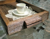 Barnwood Serving Tray