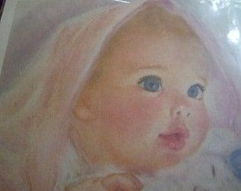 Northern Tissue Baby Girl  1961
