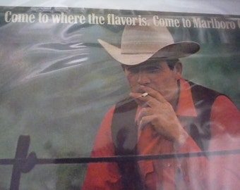 Come to Where the Flavor is. Come to Marlboro Country