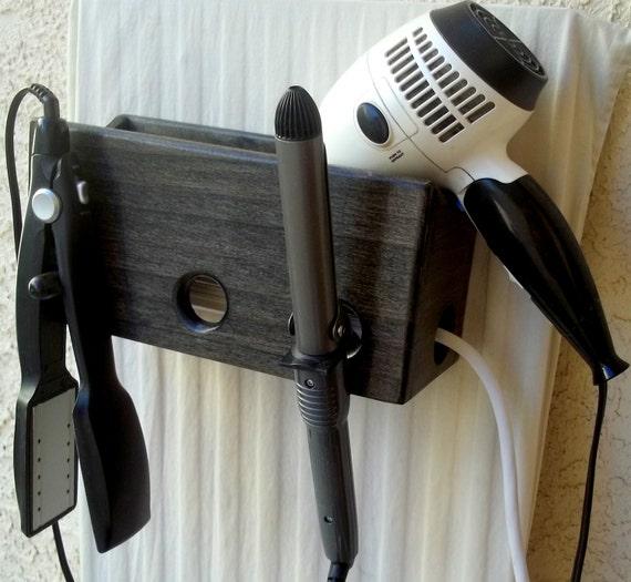 Bathroom Organizer Curling Iron Hair Dryer And By Mysaloncaddy
