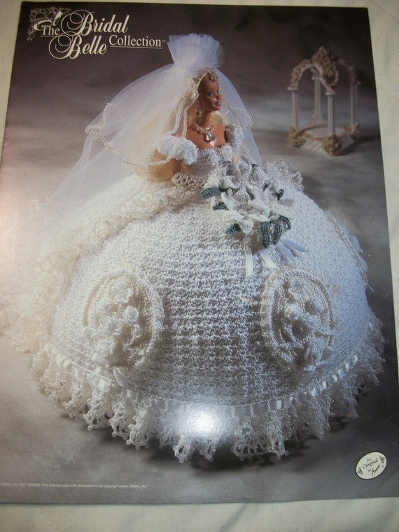 Annies Crochet Patterns : Annies Attic Bridal Barbie Doll Crochet Pattern The Bridal Belle ...