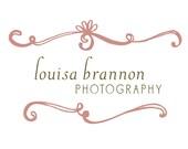 Pluma - Premade Logo for Photographers or Small Businesses