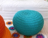 Pouf Crochet small - last available