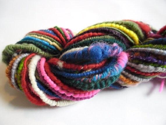 """20yards coilspun yarn """"Mixed Magic"""""""