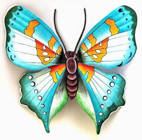 Unavailable listing on etsy for Outdoor butterfly decor