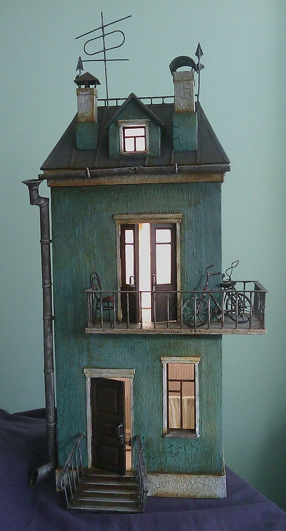 Items similar to interior light house on etsy for Light house interior