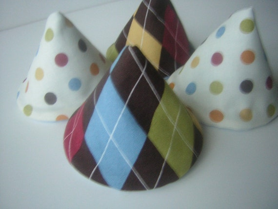 PeE WeE TInKLE TEnTS baby boy-Preppy Boy Argyle and Dots - matching BLUE inside-   Polka dots stripes diamonds   - LOW  SHiPPiNG