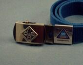 Vintage Boy Scout Belt, Be Prepared