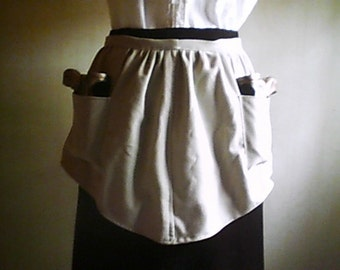 Steampunk Holster Skirt with Two Gold/Silver Weapons