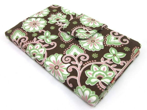 Ladies wallet - harmony floral bifold wallet