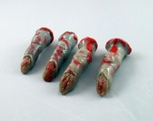 Polymer Clay Halloween Finger Prop