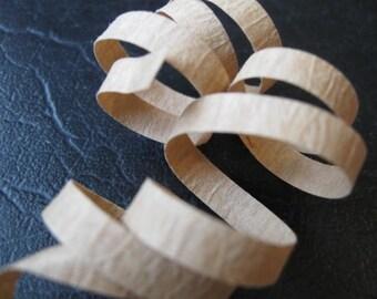 Tan Paper Curling Ribbon - Ten Yards