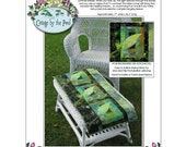 Summer Breeze Table Runner / Wallhanging quilting ePATTERN PDF