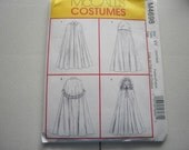 Pattern Costume Cape and Hood  2 styles Sz 8-14  McCalls 4698
