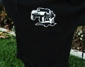 Moto Baby/off road trophy truck onezie