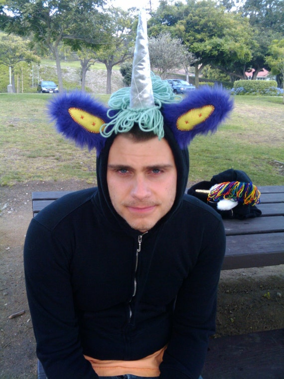 Custom Unicorn Hoodie