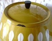 Vintage Catherineholm Lotus Pattern Fondue Pan