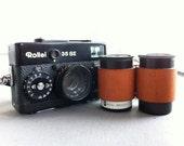 Leather 35mm Film Holder