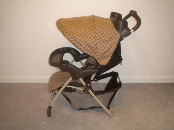 Gucci Baby Car Seat And Stroller