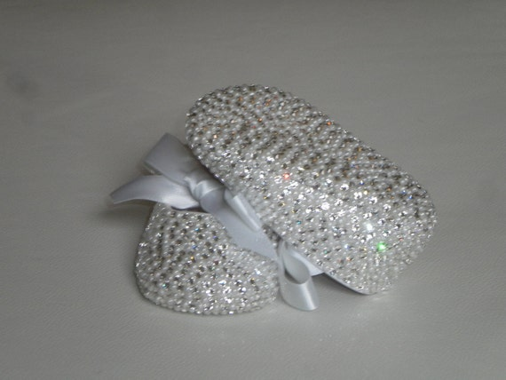 Diamonds And Pearls Completely Covered Swarovski Crystal