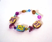 FINAL CLEARANCE PRICE Eat me Cake Bracelet