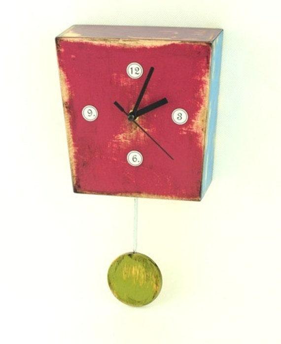 wall clock ROSE