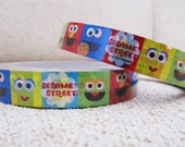 Sesame Street - Deco Sticky Tape