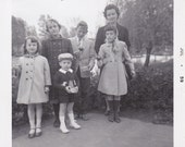 Mother and Children - Vintage Photograph (II)