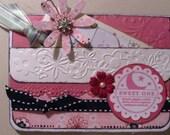 Custom Bridal or Baby Shower Invitations