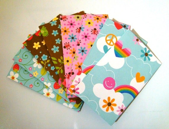 Super Cute - Small Envelope 8pc Set