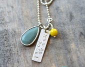 Mamas Rock necklace