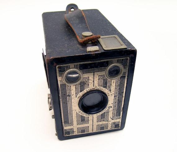 RESERVED for M E G A N Kodak Brownie Camera 1930s Retro