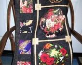 ASIAN GARDEN - quilt