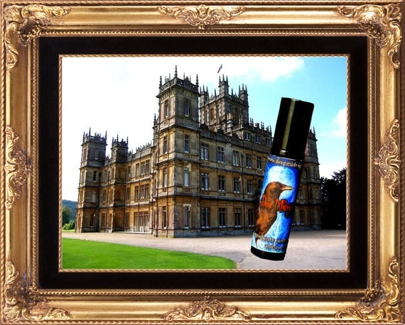 HIGHCLERE Perfume Oil:  Edwardian Perfume, DOWNTON ABBEY inspired, Gothic, Victorian Perfume, Jasmine and Hyacinth