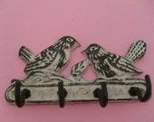 Cast Iron Key Bird Hook