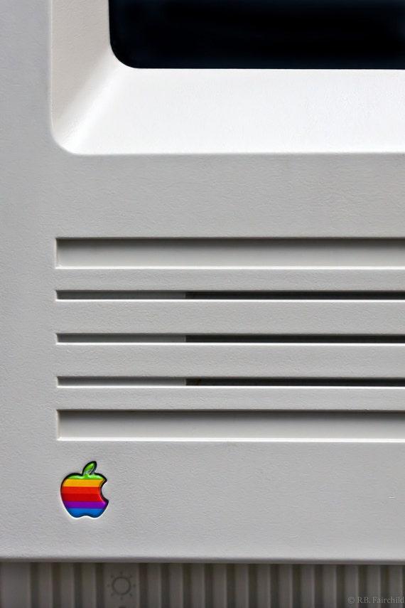 8x12 Photo Print: Macintosh SE