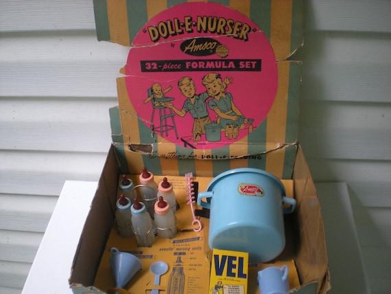 Vintage Doll-E-Nurser by Amsco